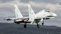 RF-95072 - Russia - Air Force Sukhoi Su-30 M2 aircraft