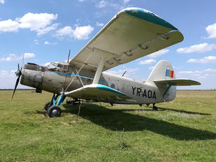 YR-AOA - Private Antonov An-2