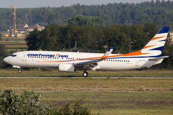 OK-TVJ - SmartWings Boeing 737-800