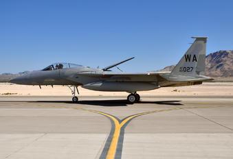 83-0027 - USA - Air Force McDonnell Douglas F-15C Eagle