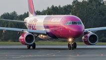 HA-LWX - Wizz Air Airbus A320 aircraft