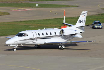 OE-GTE - Private Cessna 560XL Citation XLS