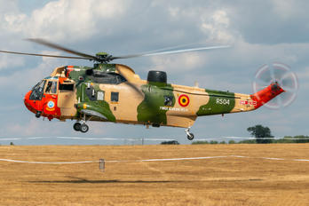 RS-04 - Belgium - Air Force Westland Sea King Mk.48