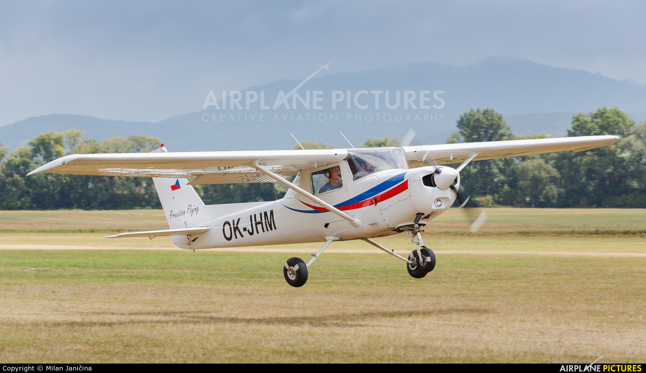 Private OK-JHM aircraft at Dubnica nad Vahom - Slavnica
