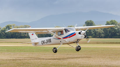 OK-JHM - Private Cessna 152