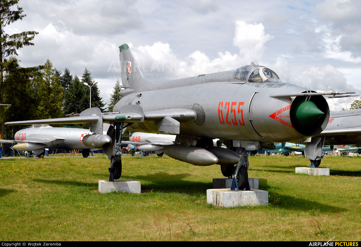 Poland - Air Force 6255 aircraft at Dęblin - Museum of Polish Air Force