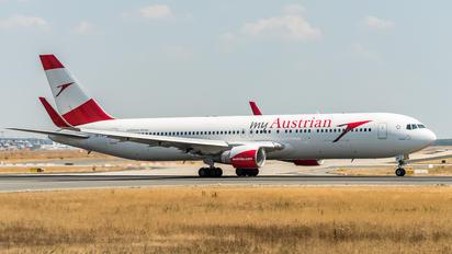OE-LAT - Austrian Airlines/Arrows/Tyrolean Boeing 767-300ER