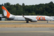 First flight of new Boeing 737 MAX for GOL Transportes Aereos title=