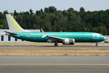 VP-CMA - Private Boeing 737-8MAX BBJ
