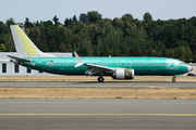 VP-CMA - Private Boeing 737-8MAX BBJ aircraft