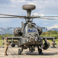 ZJ211 - British Army Westland Apache AH.1 aircraft