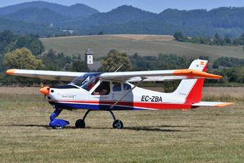 EC-ZBA - Private Tecnam P92 Echo, JS & Super