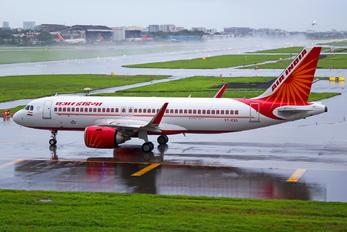 VT-EXG - Air India Airbus A320 NEO