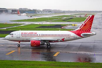 VT-SCL - Air India Airbus A319