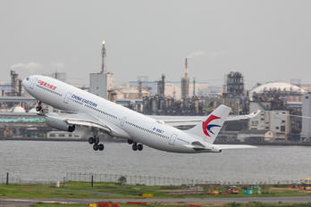 B-8967 - China Eastern Airlines Airbus A330-300
