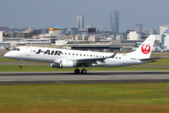 JA254J - J-Air Embraer ERJ-190 (190-100)