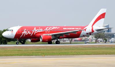 PK-AXT - AirAsia (Indonesia) Airbus A320