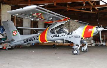 SN-44YG - Poland - Polish Border Guard PZL 104 Wilga 2000
