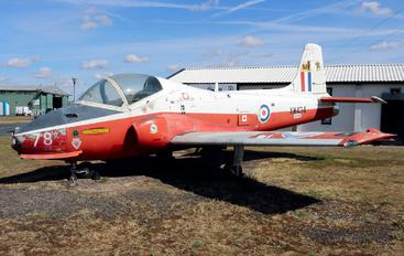 XW434 - Royal Air Force BAC Jet Provost T.5A