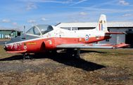 XW434 - Royal Air Force BAC Jet Provost T.5A aircraft
