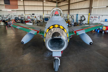 N80FS - Private Canadair CL-13 Sabre (all marks)