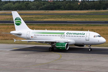 D-ASTJ - Germania Airbus A319