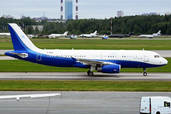 B-8415 - Deer Jet Airbus A320 CJ
