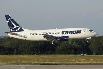 YR-BGA - Tarom Boeing 737-300