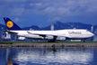 Lufthansa - Boeing 747-400 D-ABVA