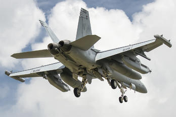 168383 - USA - Navy Boeing EA-18G Growler