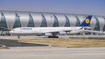 D-AIGT - Lufthansa Airbus A340-300 aircraft