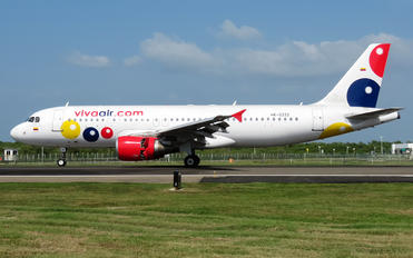 HK-5222 - Viva Air Airbus A320