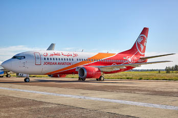 JY-JAX - Jordan Aviation Boeing 737-300