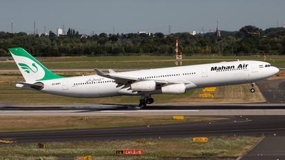 EP-MMT - Mahan Air Airbus A340-300