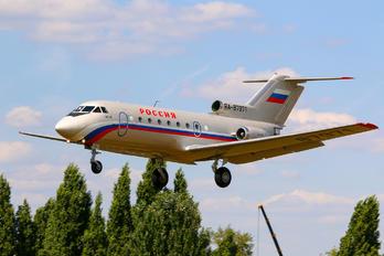 RA-87971 - Rossiya Yakovlev Yak-40