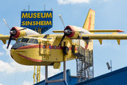 F-ZBBH - Private Canadair CL-215 aircraft
