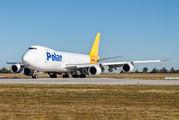 N852GT - Polar Air Cargo Boeing 747-8F aircraft