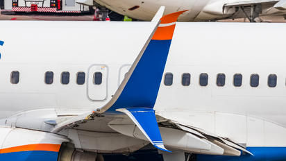 TC-SN* - SunExpress Boeing 737-800