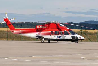 D-HBGR - Bundesanstalt für Geowissenschaften und Rohstoffe (BGR) Sikorsky S-76B