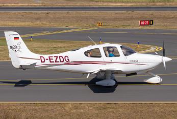 D-EZDG - Private Cirrus SR20