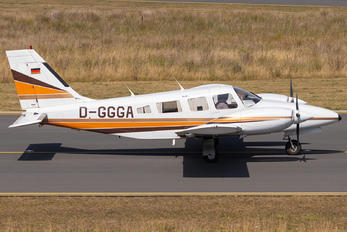 D-GGGA - Private Piper PA-34 Seneca