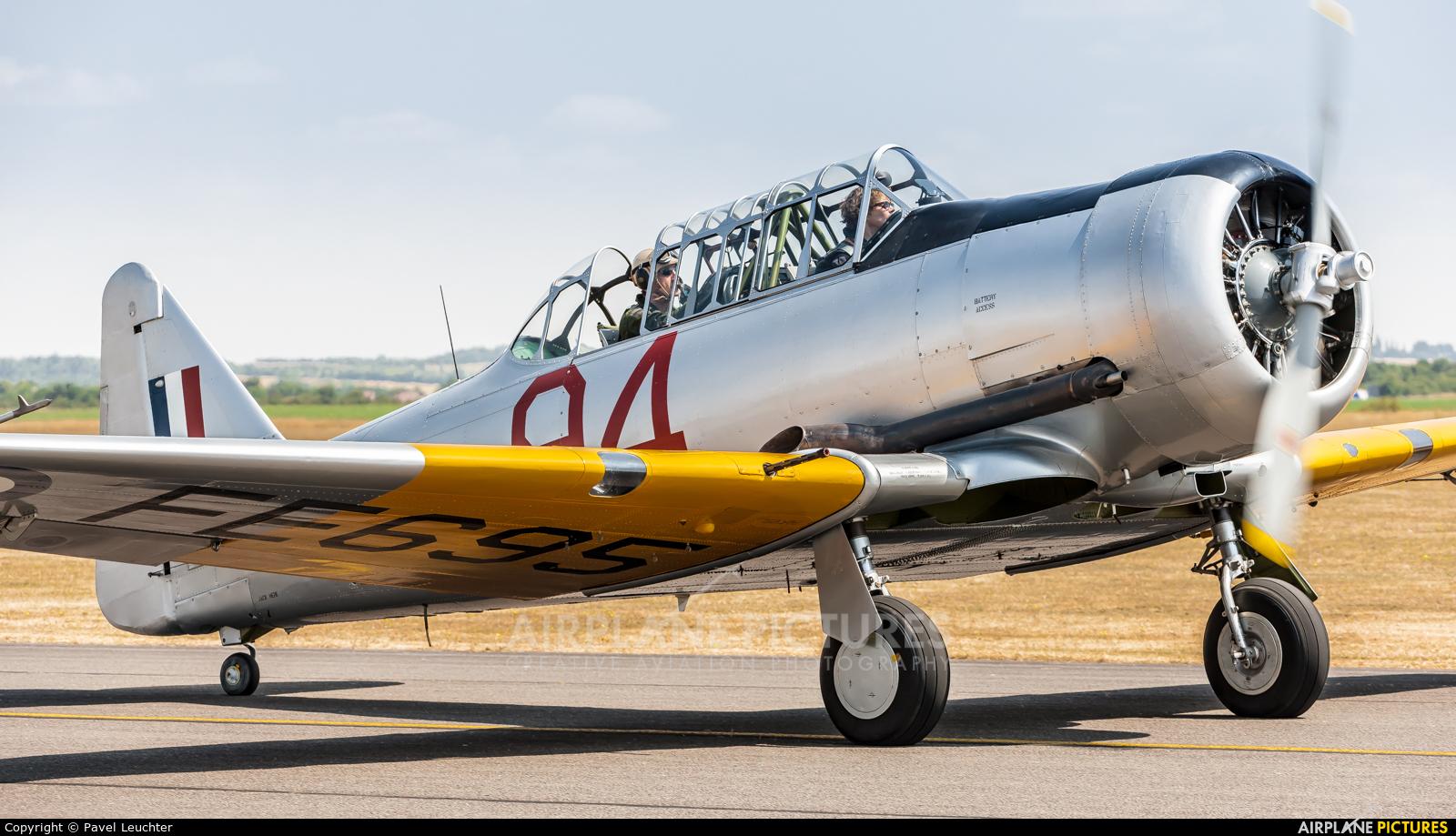 Patina G-BTXI aircraft at Duxford
