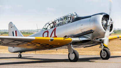 G-BTXI - Patina North American Harvard/Texan (AT-6, 16, SNJ series)
