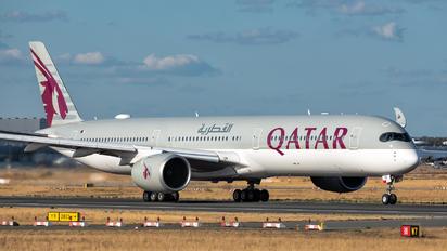 A7-ANB - Qatar Airways Airbus A350-1000