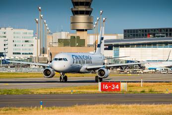 OH-LZR - Finnair Airbus A321