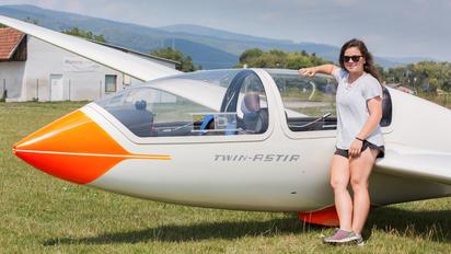 OM-8079 - Aeroklub Prievidza Grob G103 Twin Astir