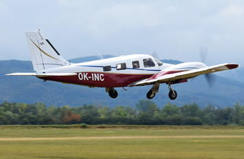 OK-INC - Private Piper PA-34 Seneca
