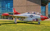 158312 - USA - Navy North American T-2C Buckeye aircraft