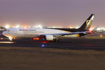 N358UP - UPS - United Parcel Service Boeing 767-300F