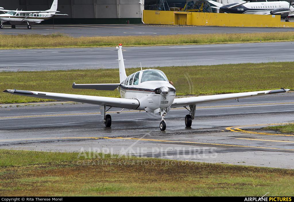 Private TG-LUC aircraft at Guatemala - La Aurora